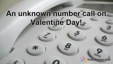 Beware Of This Unknown Number Call on Valentine's Day!