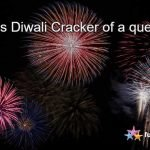 Why Light Travels Faster Than Sound with Diwali Crackers?