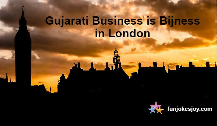 Gujarati Business Is Bijness in London