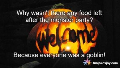 Halloween monster party food dilemma