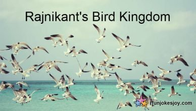 Rajnikant's Bird Kingdom