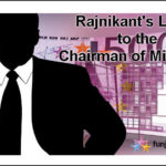 Rajnikant's Letter to the Chairman of Microsoft