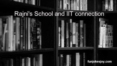 Rajni's Intellectual School And IIT Connection