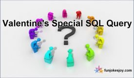 Have a Look at the Valentines Special SQL Query!