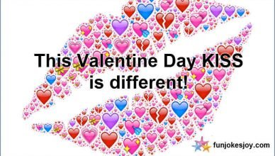 This Valentine Day KISS is different!