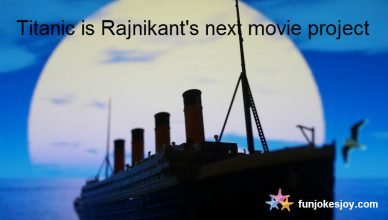 Titanic is Rajnikant's next movie project
