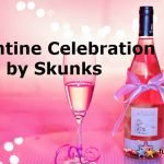 Valentine Celebration by Skunks
