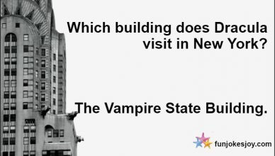 Which building is Dracula's House in New York?