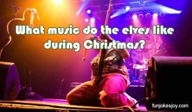 What's Elves Music at its Best During Christmas?