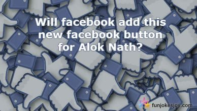 Alok Nath Wants Facebook to Add New Facebook Button!
