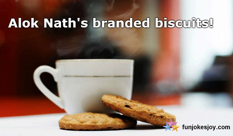 Alok Nath's Starts Naming Branded Biscuits!