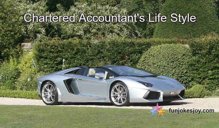 What is Chartered Accountant's Life Style?