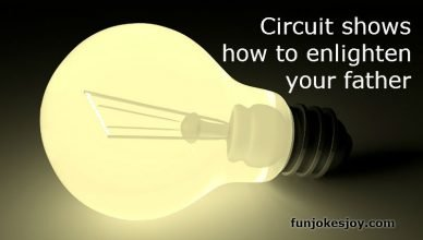Circuit shows how to enlighten your father