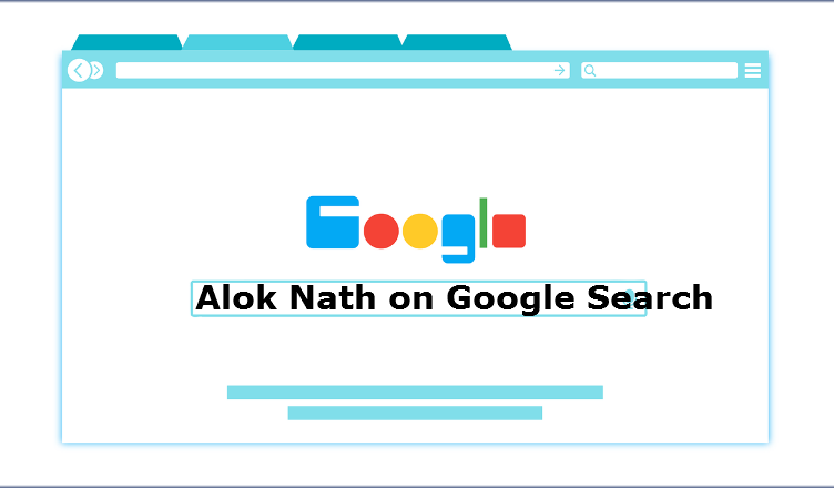 Google Search display for Alok Nath Does Matter!