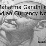 Mahatma Gandhi on Indian Currency Note