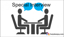 Special Interview Conducted for Ramesh and Suresh!