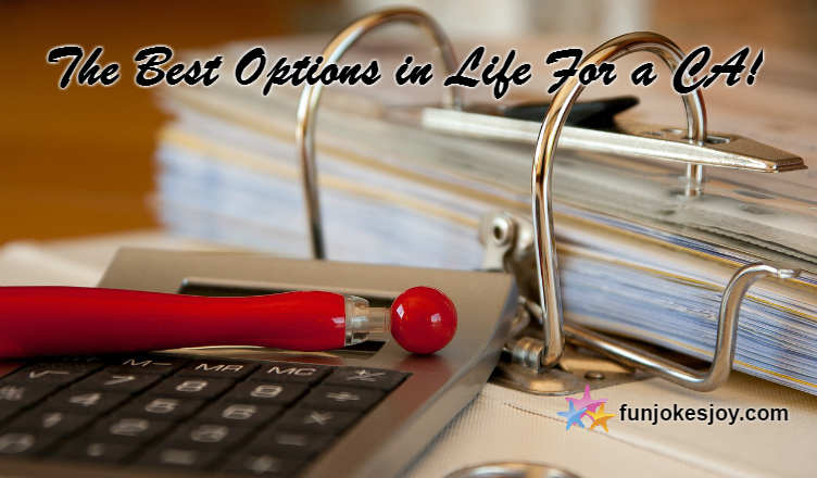 The Best Options in Life For a Chartered Accountant!