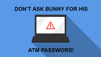 This is How Bunny Disclosed his ATM Password