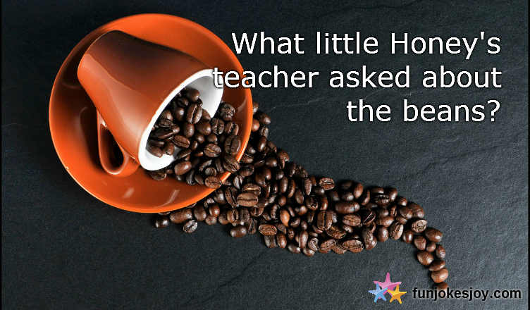 What Little Honey's Teacher Asked About Beans?