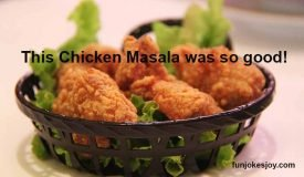 This is What Happened to Bunny's Chicken Masala?