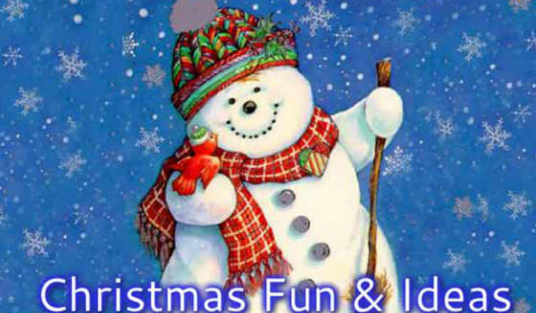 Christmas Fun Ideas!