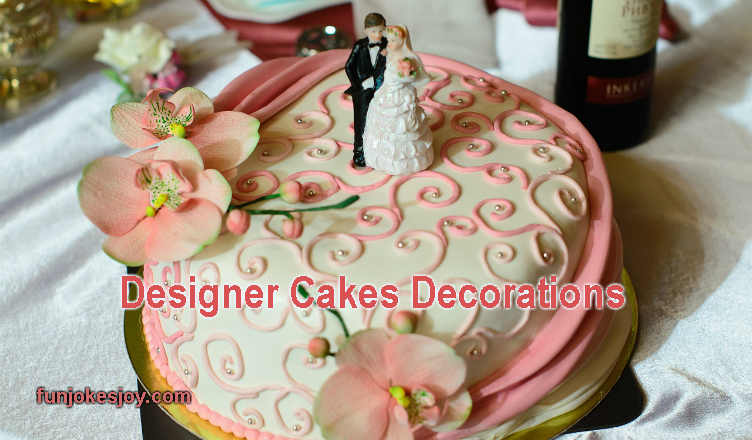 The Unbelievable Art of Designer Cake Decorations