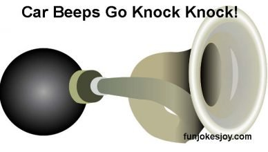 Car Beeps Go Knock Knock