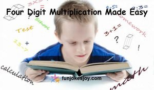 Four Digit Multiplication Made Easy This Way