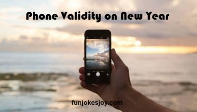 Phone Validity on New Year