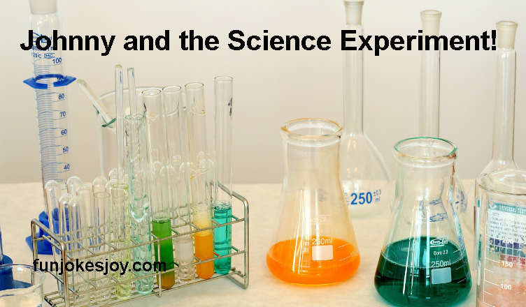 Johnny and the Science Experiment