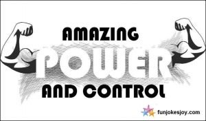 Amazing Power and Control on Your Body is the Key!