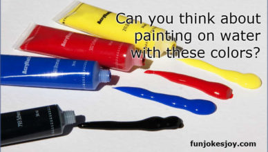 Paint on Water, An Unbelievable Art to Show Off!