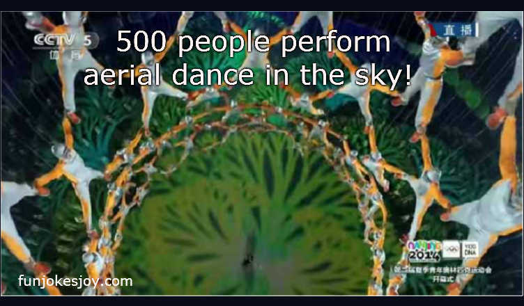 Learn How to do an Aerial Dance Performance in the Sky