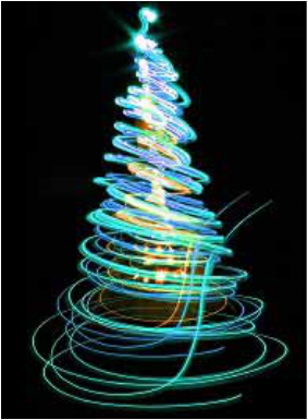 Led Lights Christmas tree