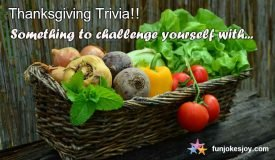 Seven Thanksgiving Trivia Questions You Didn't Know About!