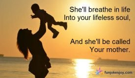 Mother's Day Quotes on Breathing Life