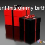 What did the गांव वाली जाटनी want on her Birthday!