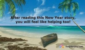 Heartfelt New Year Story to Help You Tide Over This Year!