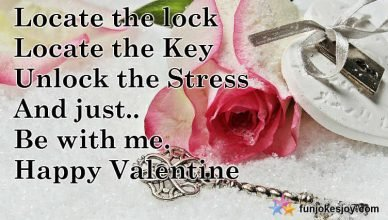 The Definite Key to Unlock Your Valentine's Heart!