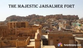 The Beauty of Rajasthan's Jaisalmer fort