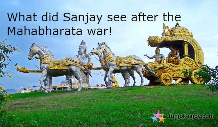 The Real Meaning of Mahabharata War