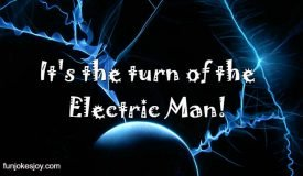 Know the Electric Man in Comics. Here's The Real One!