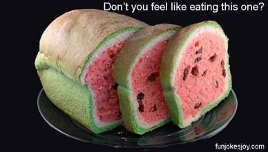 Watermelon bread recipe!