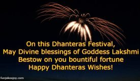 This Dhanteras Festival Get the Blessings of Goddess Lakshmi