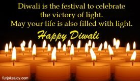 Diwali is the Festival to Celebrate with Lights