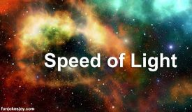 Can We Travel at the Speed of Light or Warp Speed?