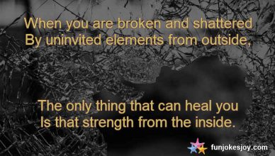 Destiny Quotes on Healing and Inner Strength