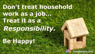 Happiness Quotes on Job and Responsibility