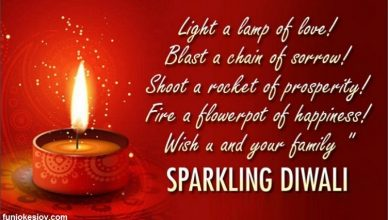 Light a Lamp of Love This Diwali With Friends